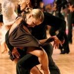 Спортивные танцы, бальные тацны
