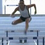 Техника барьерного бега