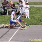 Ролер спорт, ролики, бег на ролликах