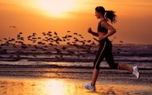бег для здоровья, бег