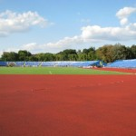 Чемпионат области среди ДЮСШ по легкой атлетики 19 апреля
