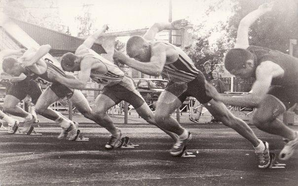 Легкая атлетика, бег для здоровья, упражнения для бега