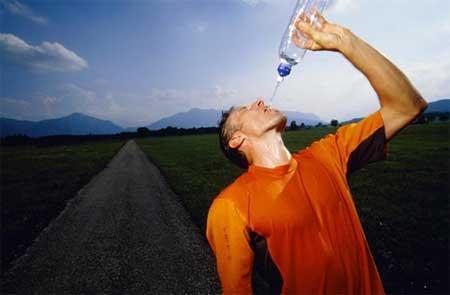 Сколько воды пить