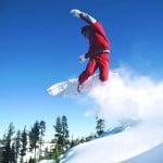 Лыжный спорт, горные лыжи, биатлон