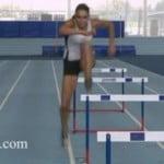Тренировки барьерного бега