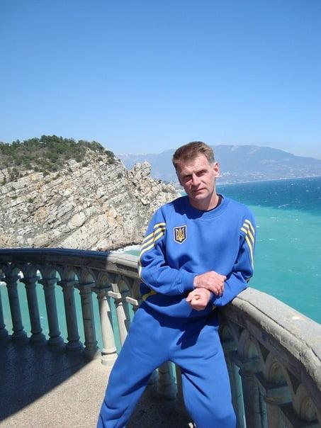 Вятиорец Сергей - тренер по легкой атлетике