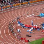 Бег на соревнованиях, выносливость в спорте