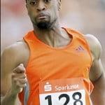 Тайсон Гей, чемпион мира по легкой атлетике