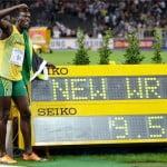 Мировой рекорд на 100м Усэйна Болта