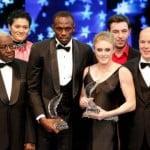 Сали Пирсон и Усэйн Болт - лучшие легкоатлеты 2011 года