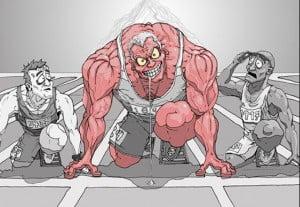 Фармакология в легкой атлетике (допинг)