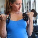 Беременность и спорт, легкая атлетика, физические нагрузки, бег и беременност