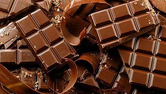 Сила в шоколаде