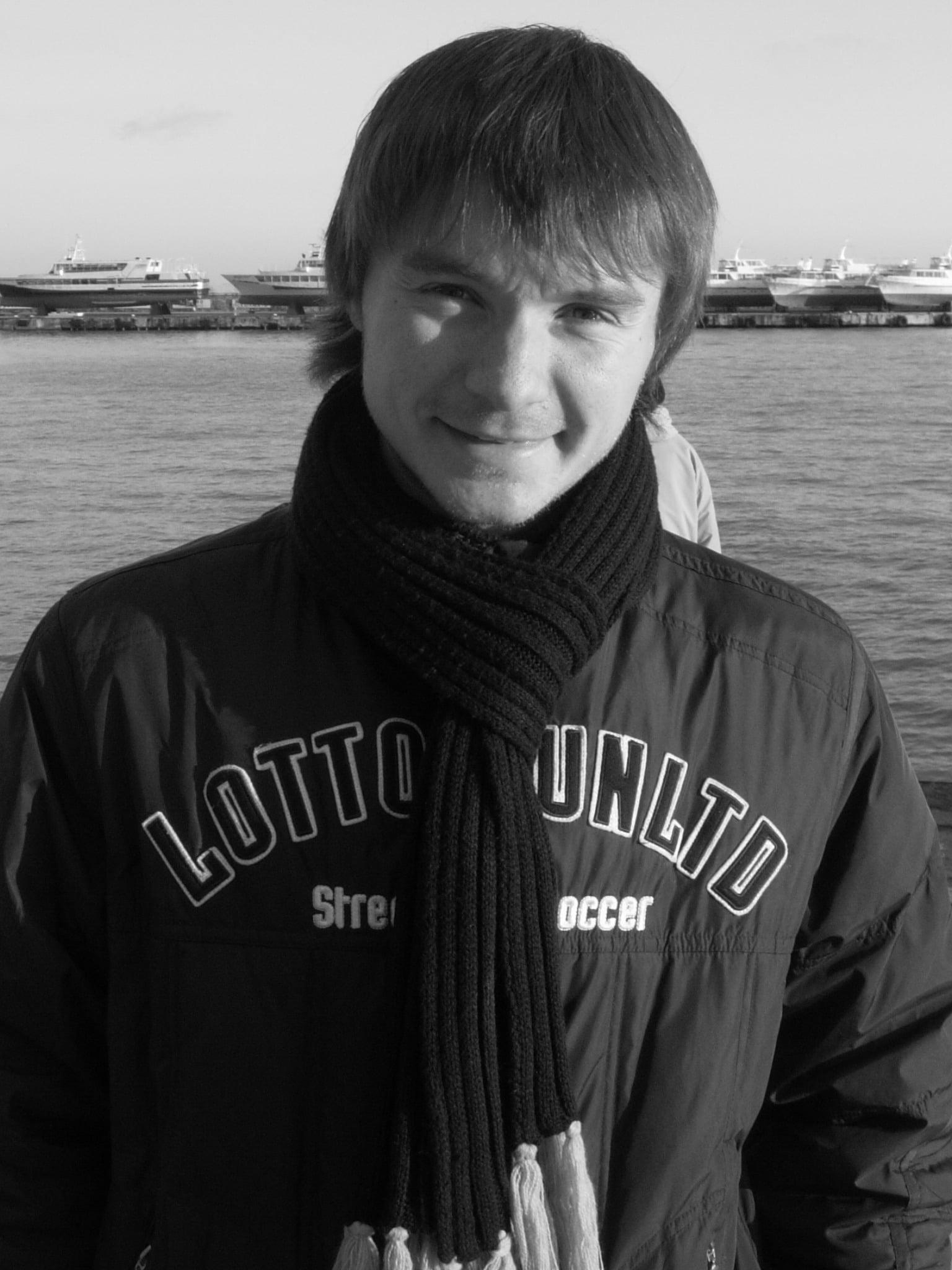 Масюк Андрей