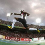 Тренировка Тедди Тамго (тройной прыжок)
