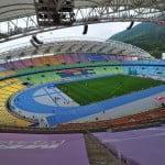 Стадион чемпионата мира по легкой атлетики 2011 в Тэгу