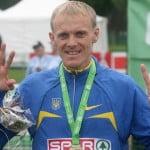 Сергей Лебедь - многократный чемпион Европы
