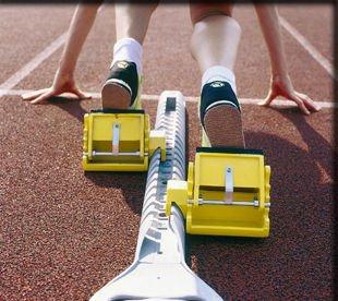 Фальстарт в спринте, в легкой атлетике