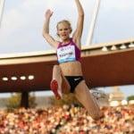 Дарья Клишина - легкоатлетка