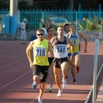 фото легкая атлетика, бег на 800 метров, украинские спортсмены