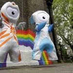 Эмблема Олимпийских игор 2012