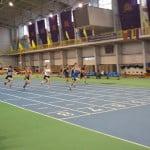 Юношеский чемпионат Украины по легкой атлетике в Запорожье