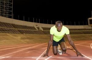 Усэйн Болт - лучший легкоатлет современности