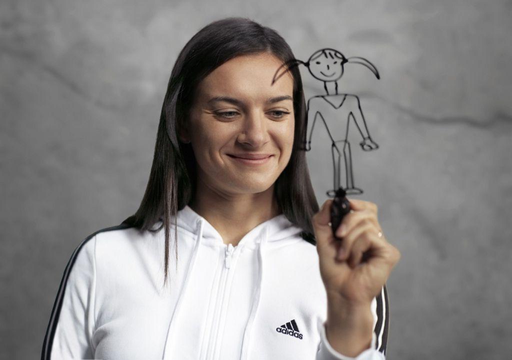 Елена Исинбаева фото, рекорд мира в легкой атлетике