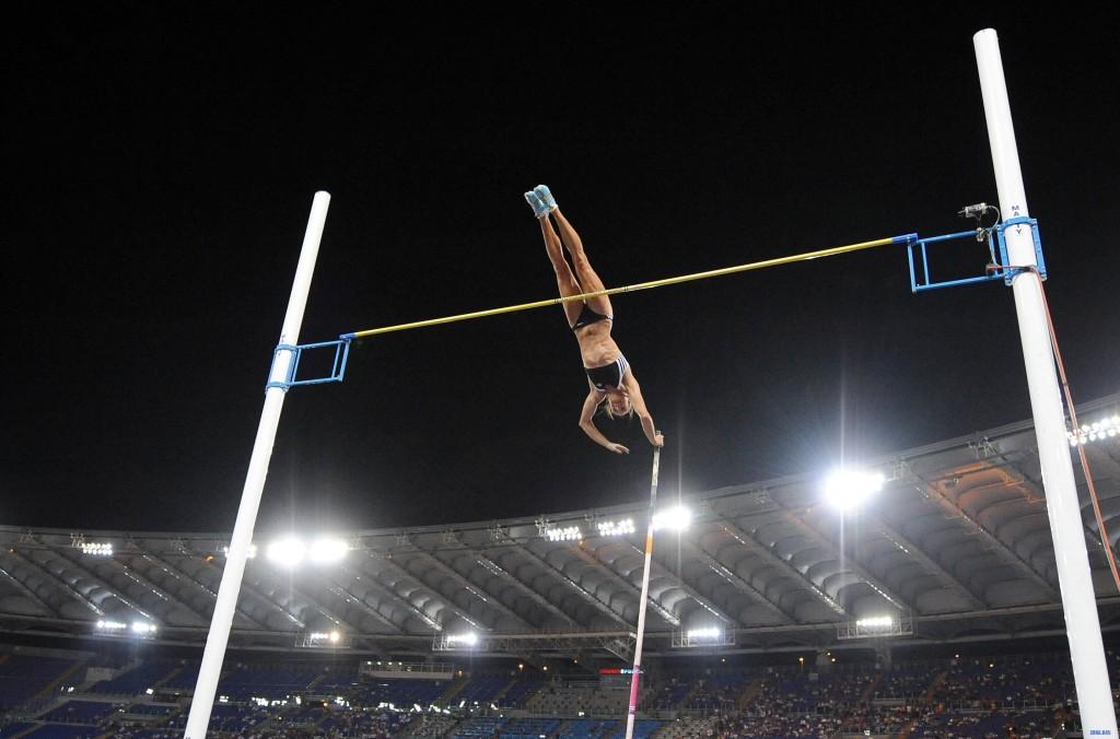 Елена Исинбаева фото, легкая атлетика, лучшая спортсменка мира