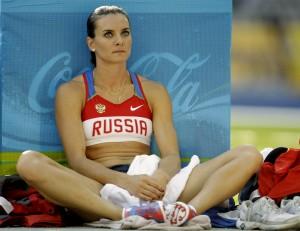 Елена Исинбаева фото, прыжки с шестом, рекордсменка мира