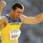 Лучший результат сезона в мире по многоборью, легкая атлетика фото,Алексей Каьянов - многоборье.