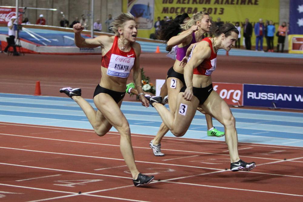 легкая атлетика, чемпионки, фото легкоатлеток