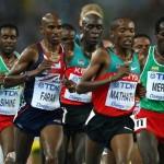 Бег на 5000 метров. Чемпионат мира 2011