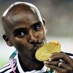 Мо Фара - олимпийский чемпион в беге