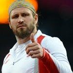 Томаш Маевский - олимпийский чемпион в толкании ядра