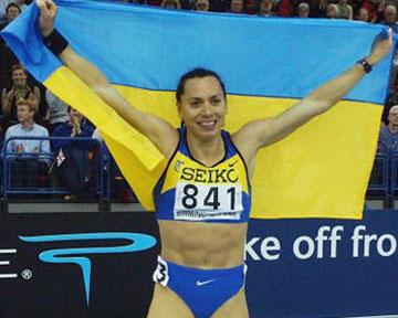 Чемпионка мира на 100 метров