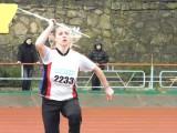 Победа на Всеукраинских соревнованиях по метаниям
