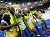 Leichtathletik-WM - 100 m Staffel M‰nner
