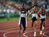 Майкл Джонсон, Олимпийский чемпион, Рекордсмен мира, бег 400 метров, 200 метров