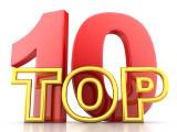 Наши атлеты в топ-10 лучших Украины