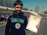 Легкоатлет месяца – Константин Мироненко!