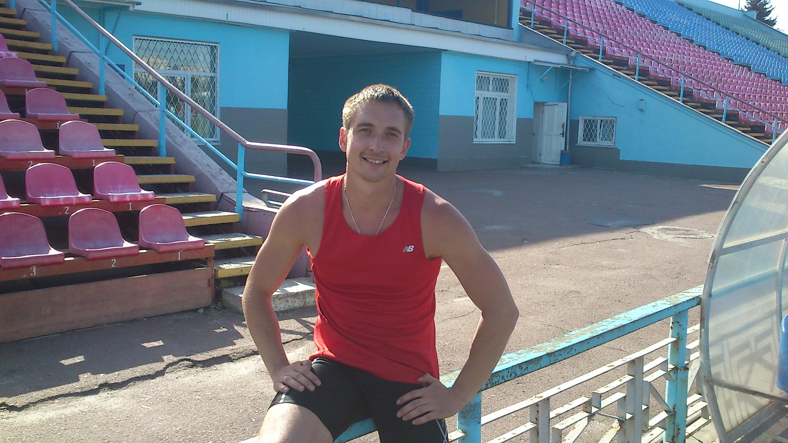 Максим Кравец