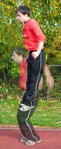Прыжковый упражнения 3