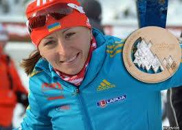 Вита Семеренко, Олимпийские игры, Биатлон