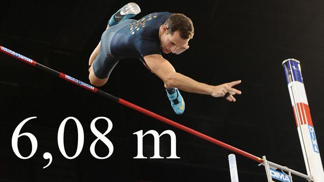 прыжки с шестом, Рено Лавиллени