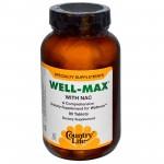 Витамины Well max