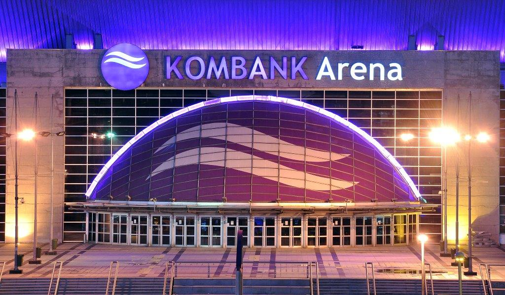 Kombank Arena в Белграде