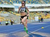 Ольга Скрипак, чемпионка Украины
