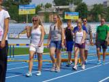 Чемпионат Украины по легкой атлетике в Кировограде