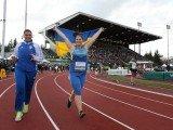 Выступление легкоатлетов Черниговской области на Чемпионате мира